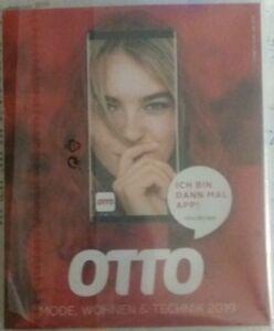 OTTO-Versandhauskatalog-2019-Katalog-eingeschweisst-Ich-bin-dann-mal-App-NEU