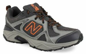 New-Balance-Men-039-s-481v3-Grey-Mesh-Running-Shoes