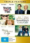 Must Love Dogs  / Something's Gotta Give  / You've Got Mail (DVD, 2007, 3-Disc Set)