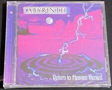 Return To Heaven Denied By Labyrinth Metal Cd Jul 1998 Metal Blade For Sale Online Ebay