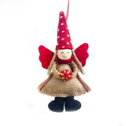 Doll Xmas Party supplies Ornaments Christmas Decorations Christmas tree Pendant