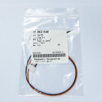 Technics Target Lamp White Plug Wire Kit SL1200 SL1210 MK5 M5G GLD Part REZ1548