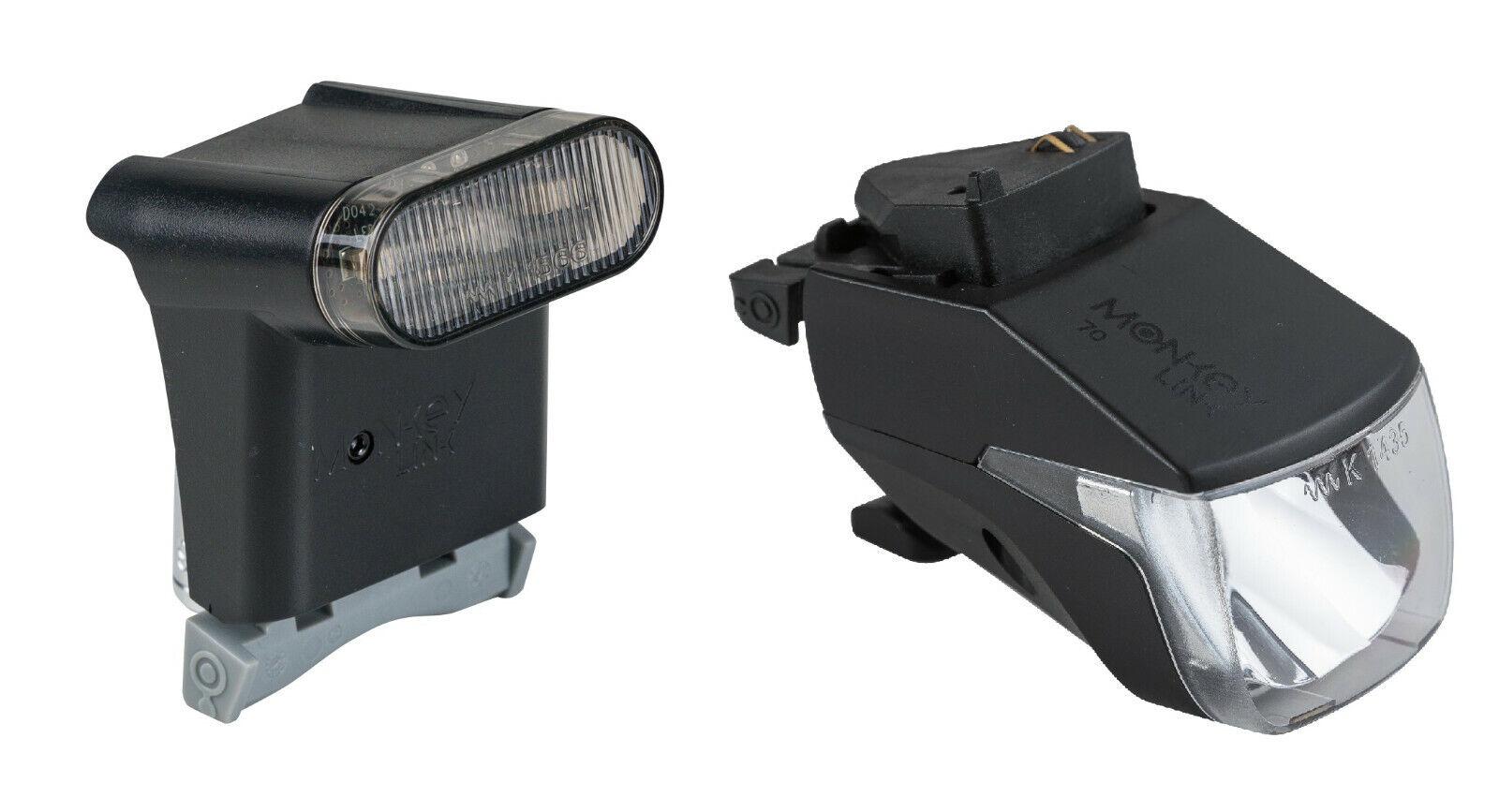 Scimmia Link Luce 50 Lux Cs Set modellolo 2019 Anche per Piccola Telaio Adatto