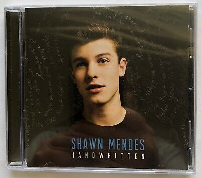 Shawn mendes single from handwritten