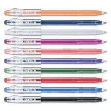 Pilot® FriXion ColorSticks Erasable Gel Ink Pens, Assorted, 0.7 m 072838324542