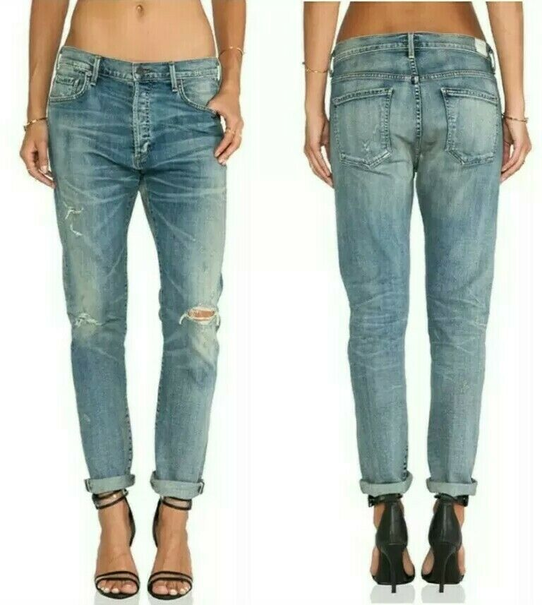 Citizens of Humanity Corey Slouchy Slim Jeans in Outpost; 25 NWT fits 25-26-27