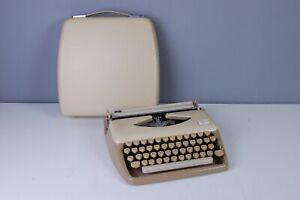 Macchina-da-scrivere-vintage-Triumph-Tippa-portatile