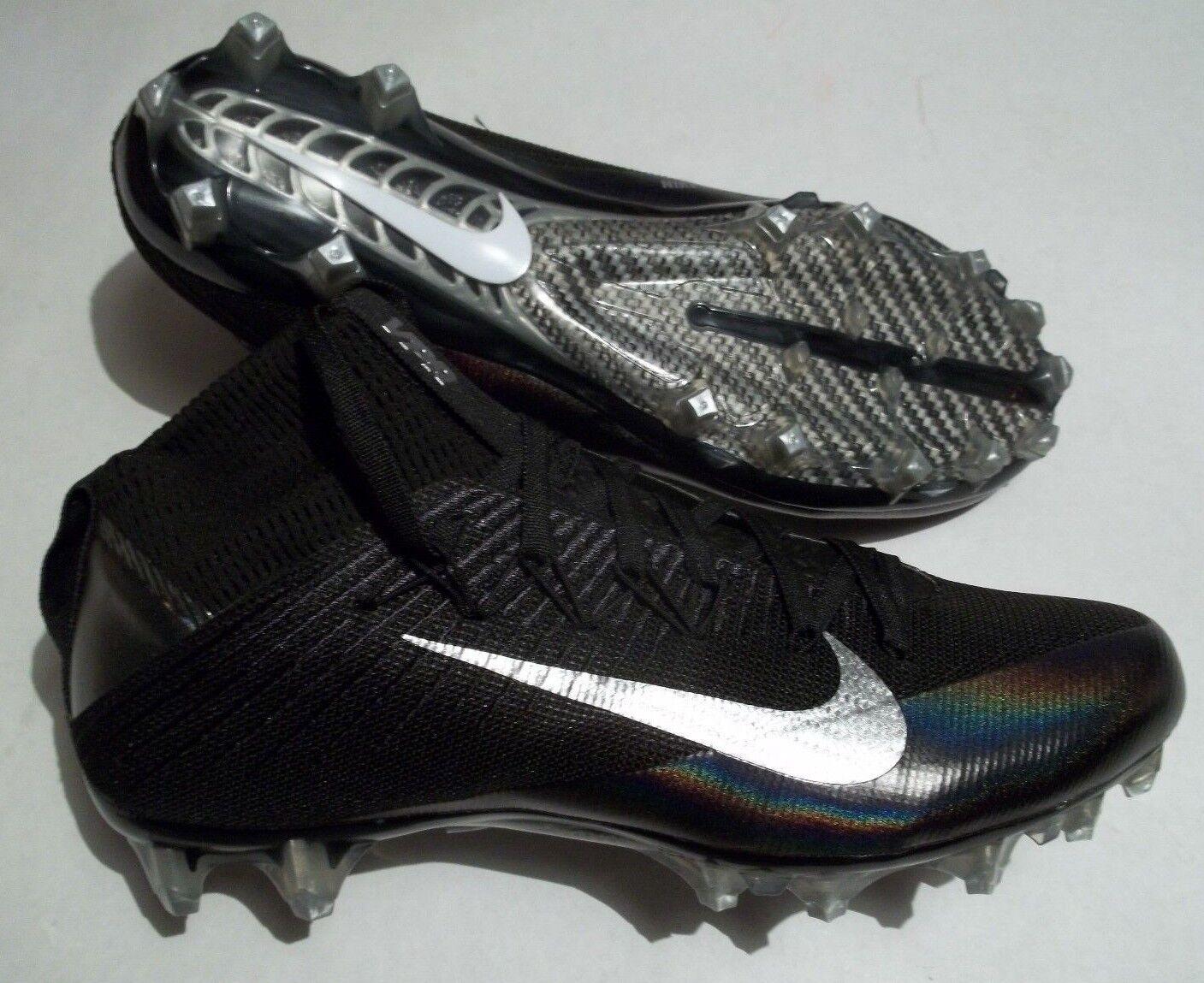 NEW Nike Vapor Untouchable 2 Carbon Football Cleats Many Sizes 824470-002