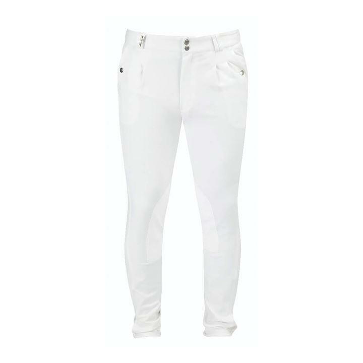 Caldene Gloucester White Trousers Horse  Riding Sport Breeches Mens 32 Regular  order now enjoy big discount