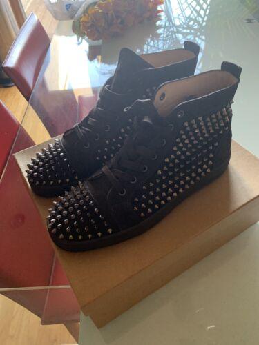christian louboutin mens shoes 42