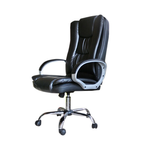 ROADSTER SPORT RACING CAR OFFICE EXECUTIVE GAMING CHAIR SWIVEL PU LEATHER SPORT