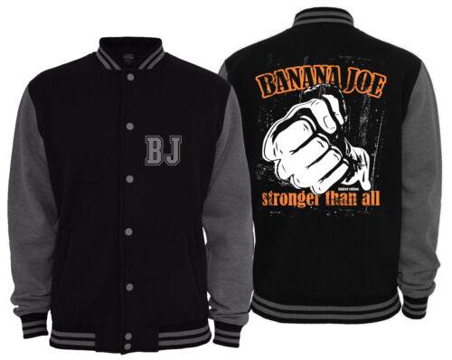 Original Banana Joe ® 2-tone College veste Limited Edition #9