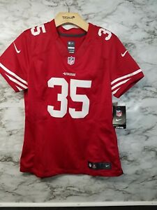 new product 6a3fd 4ad1b Details about San Francisco 49ers Jersey Eric Reid #35 NWT Medium Nike On  Field Stitched 130$
