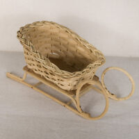 Wicker Sleigh 9 Rattan Sled 51301889
