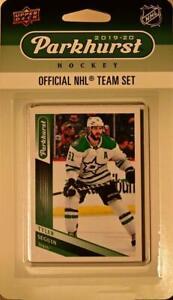 2020-Upper-Deck-Parkhurst-NHL-Dallas-Stars-Team-Set-Blister-1-Pack