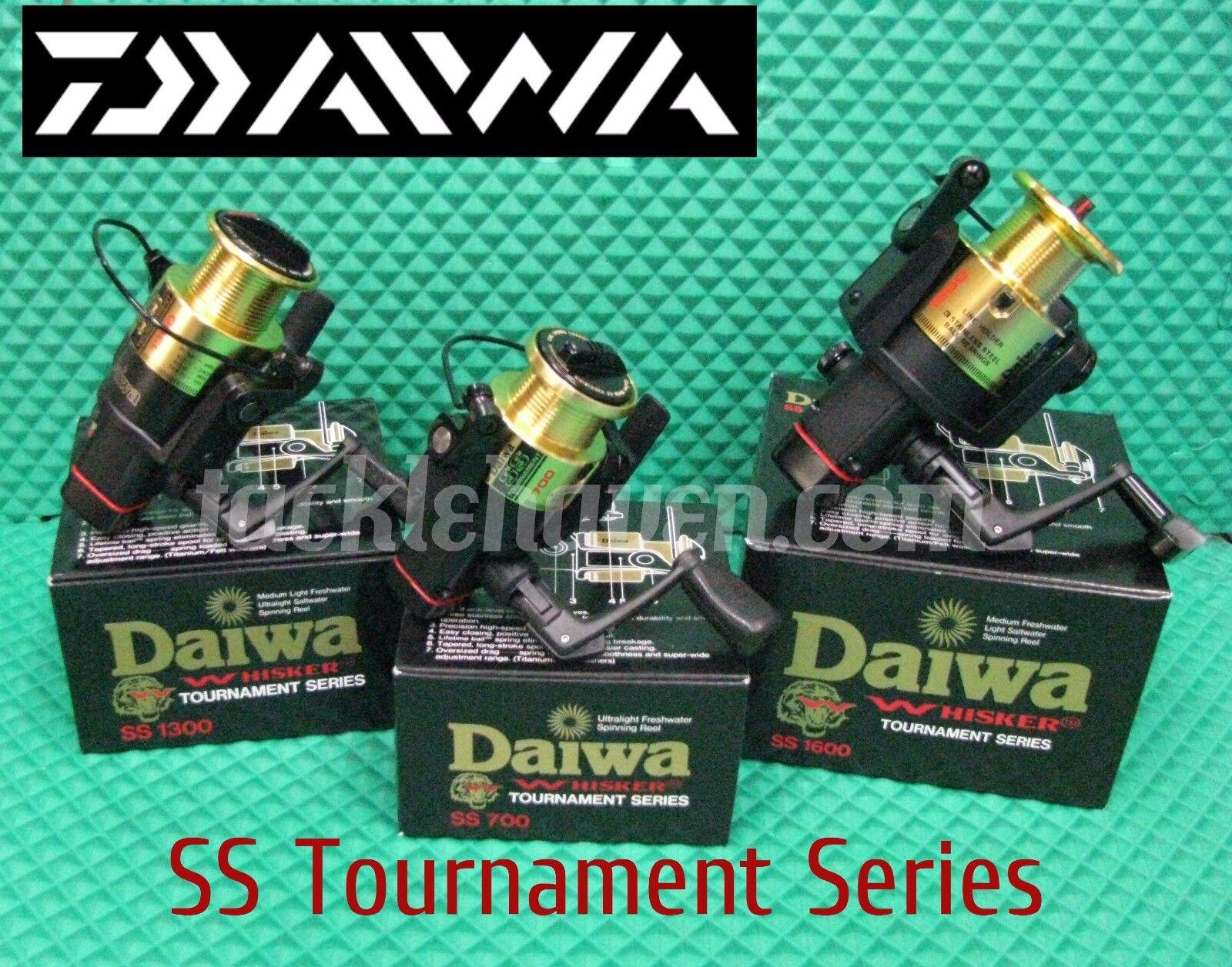 Daiwa SS Tournament Long Cast Saltwater Spinning Reels CHOOSE MODEL