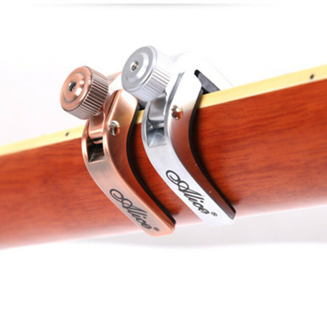 Accessories Classic Aluminum Musical Instrument Metal Acoustic Guitar Capo HOT