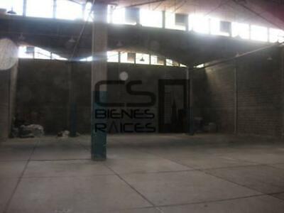 Bodega Industrial en el Pedregal