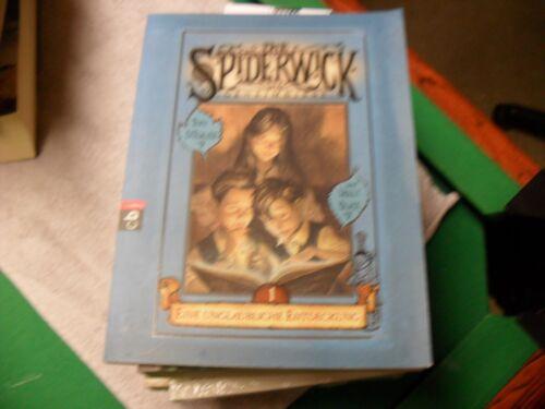 1 von 1 - Eine unglaubliche Entdeckung / Die Spiderwick Geheimnisse Bd.1 von Holly Black