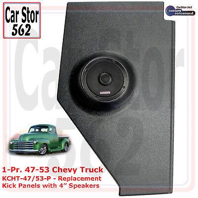 Custom Autosound KCHT-47/3-PIO Kick Panels&4