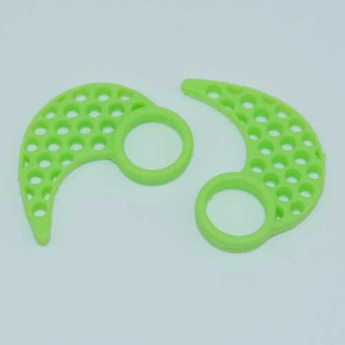 1Pair New Green Replacement EAR FINS Earhook Loop for JayBird X2 BlueBuds X