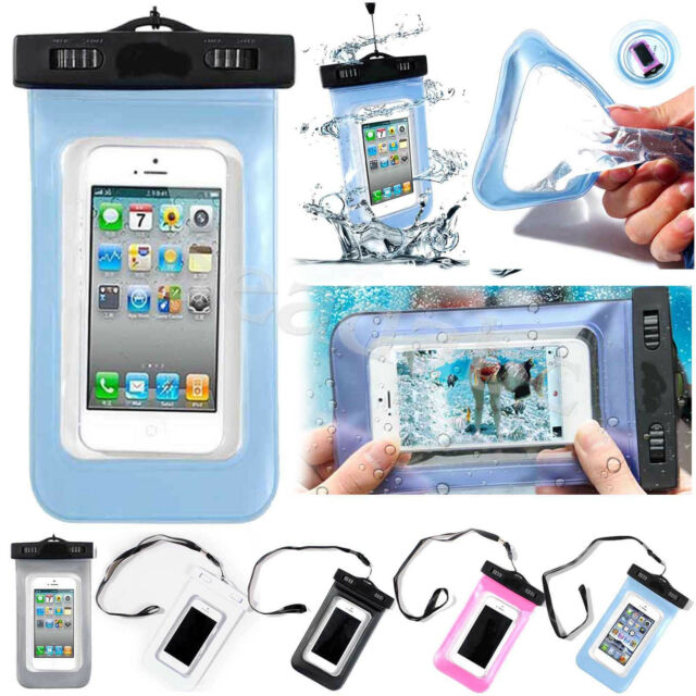 New Waterproof Skin Case Cover for iphone 4s 5s / For Samsung Underwater Dry Bag