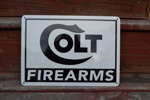 Colt Firearms Shotgun Pistol SIGN Gun Shop Repair Defender 380 Mustang