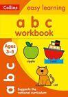 Collins Easy Learning Preschool: ABC Workbook Ages 3-5 by Collins Easy Learning (Paperback, 2015)