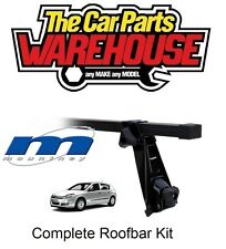 Full Roof Rack Bar Kit SUM204 Mountney Direct Fit ~ VAUXHALL ASTRA 2010 - 2013