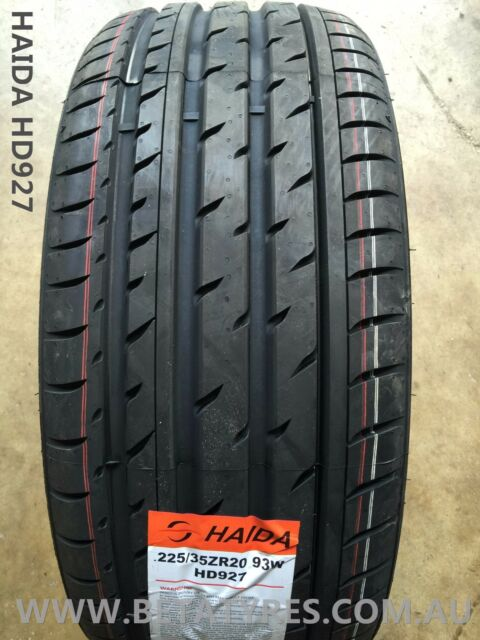 1 X 215/45R18 INCH HAIDA TYRE HD927 93W FREE DELIVERY  in selected areas