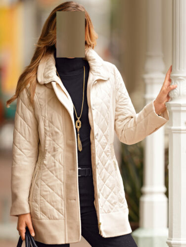 MIS MIS 46 MIS 42 44 50 011819294 6 Cappotto marca LONG Giacca Wollweiss MIS