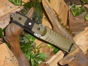 Survivor-Belt-Boot-Neck-Knife-Full-tang-Ultra-Concealable-Survival-SCRATCH-amp-DENT