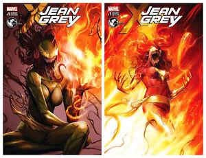JEAN-GREY-1-Cover-A-amp-B-Venomized-Mattina-Variant-Cover-Marvel-1st-Print-New-NM