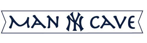 New York Yankees Decal MLB Logo Vinyl Sport Baseball Man Cave Home Decor CG1043
