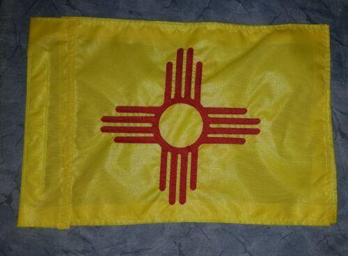 Fits on all whips//pole Custom New Mexico ATV FLAG great 4 Jeeps UTV Trike Bikes