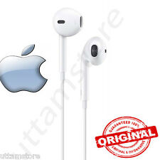 100% APPLE GENUINE ORIGINAL Iphone Ipod Earpod Headphones MD827ZM/B for 5s/6s
