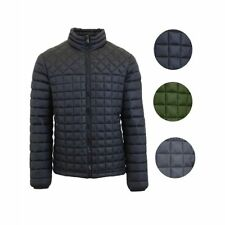 Mens Quilted Puffer Jacket from Galaxy By Harvic