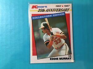 EDDIE-MURRAY-1987-K-MART-BASEBALL-ODDBALL-CARD-30-ORIOLES