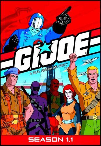 "G.I JOE TV CARTOOON FIGURES 13/""X19/"" SIZE POSTER PRINT"
