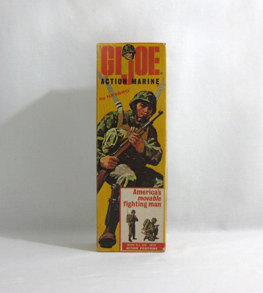 C1967 Vintage G.I Joe ✧ Action Marine ✧ R/R Stamp Hasbro Action Man VAM  2