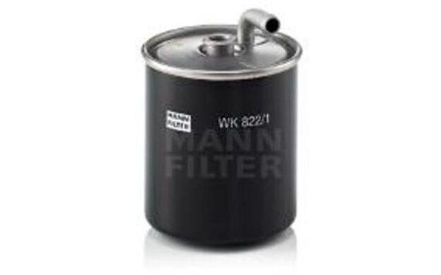 MANN-FILTER Filtro combustible MERCEDES-BENZ CLASE C M CLK G WK 822/1