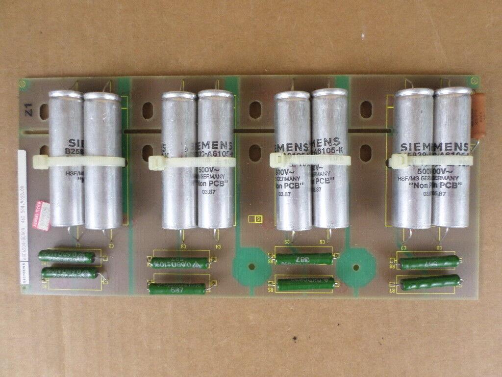 Siemens Simatic 65C6504-OCA00 Simodrive Control Board