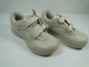 DSL 2 Bone Color Walking Shoes-Size 6