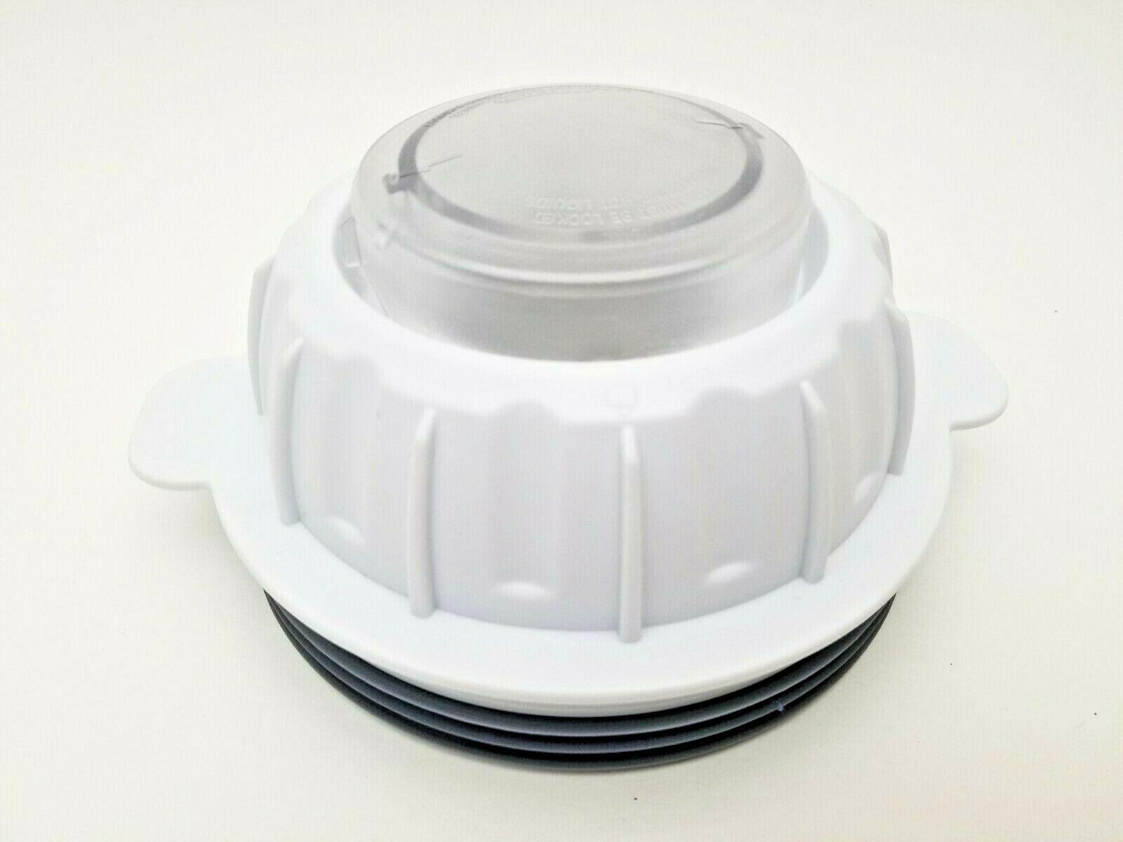 HEALTHMASTER Elite JLA8 2 T01 Living Well Montel Williams Blender Lid White Part