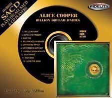 Cooper, Alice Billion Dollar Babies Hybrid-SACD Audio Fidelity NEU OVP Sealed Li