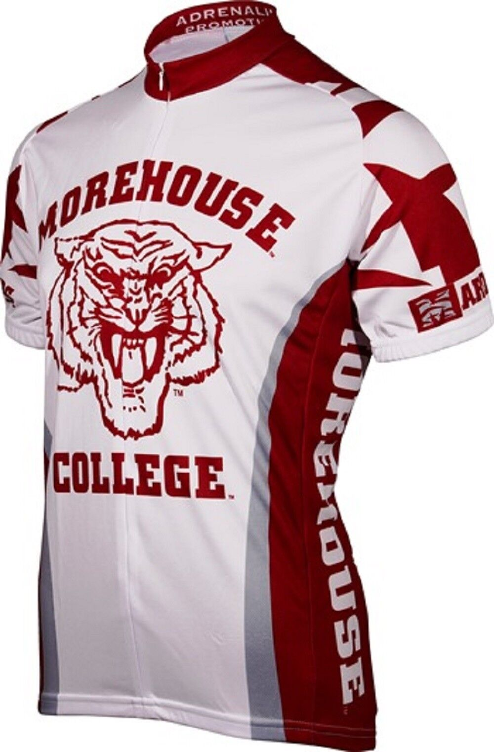 NCAA Men's Adrenaline Promotions  Morehouse College Cycling Jersey  floor price