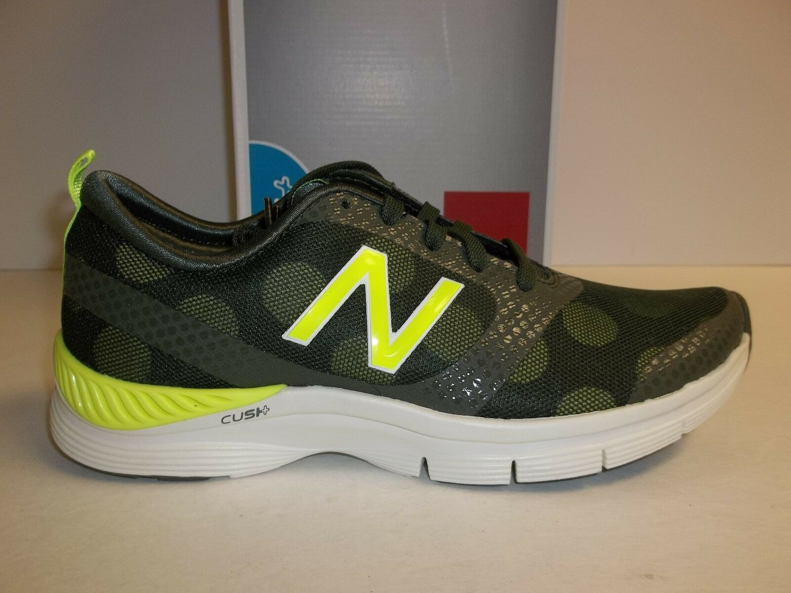 New Balance Size 7 M 711 WX711HD Green Training Sneakers New Womens Shoes NWOB