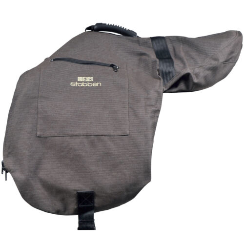 Stubben unique posh zippées textile sac cas jumping gp selle housse