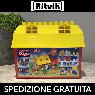 on behalf of Impressive Steep  MEGA BLOKS GIOCO COSTRUZIONI SIMILE LEGO VINTAGE RARO ANNI 90 BIMBO BIMBA |  eBay