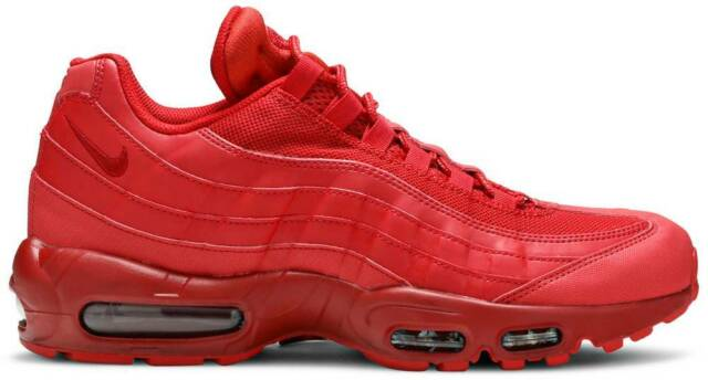 Size 7.5 - Nike Air Max 95 Triple Red